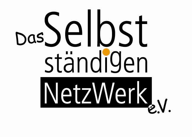 Logo Selbstständigen Netzwerk e.V.